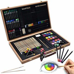 maletines para pinturas y pinceles